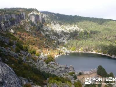 Espacio Natural Sierra de Urbión - Laguna Negra; rutas asturias senderismo